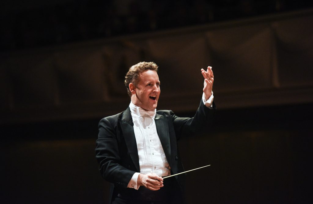Michael Francis, Conductor